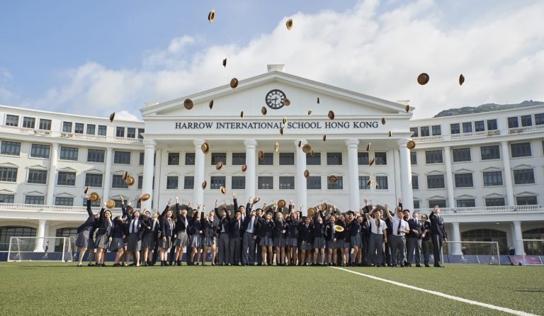 What options are there for boarding schools in Asia?